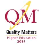 Quality Matters 2017 logo