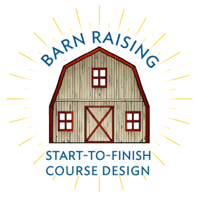 Graphic of a barn.